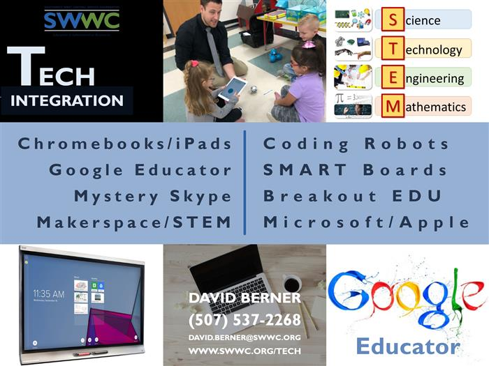 SWWC Technology Integration Brochure